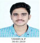 Vidhin K P