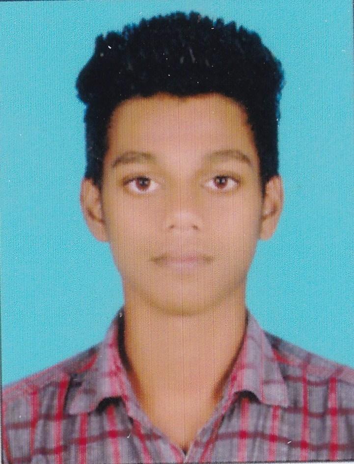 Hareesh A.M
